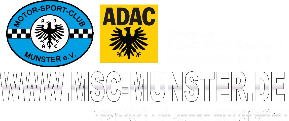 MSC-MUNSTER E.V. IM ADAC